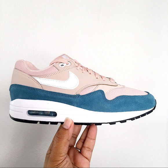 2a2af67eed81a Nike Shoes | Womens Air Max 1 Celestial Teal | Poshmark